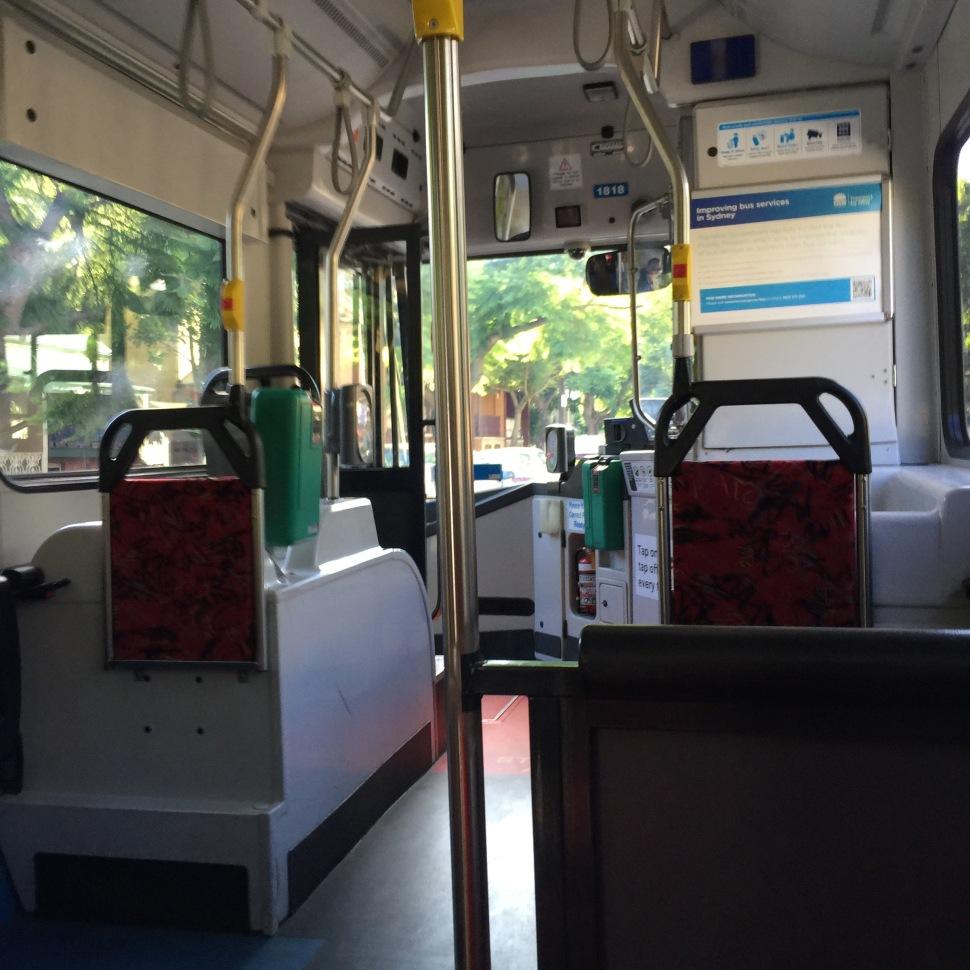 Sydney 470 bus