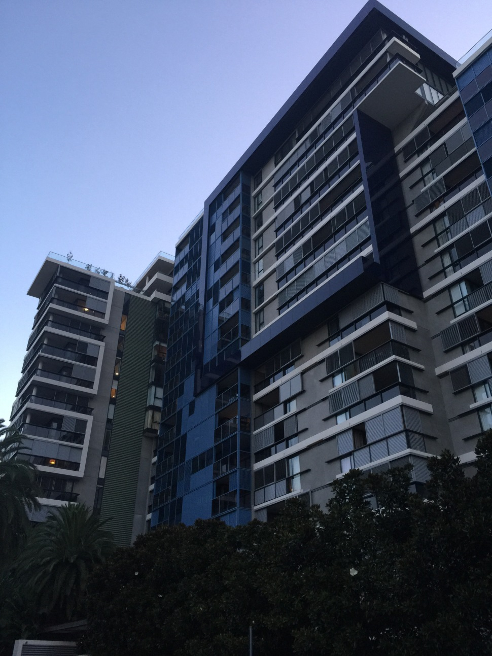 Trio apartments in Camperdown Sydney