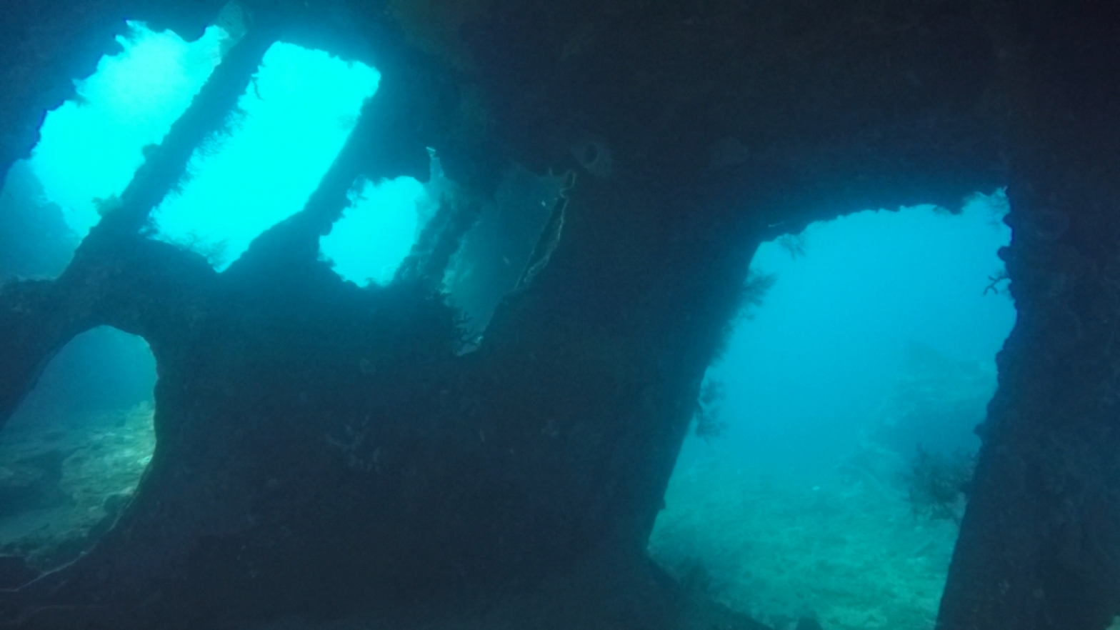 Diving the USAT Liberty Wreck in Tulamben Bay of Bali Indonesia is an incredible experience.