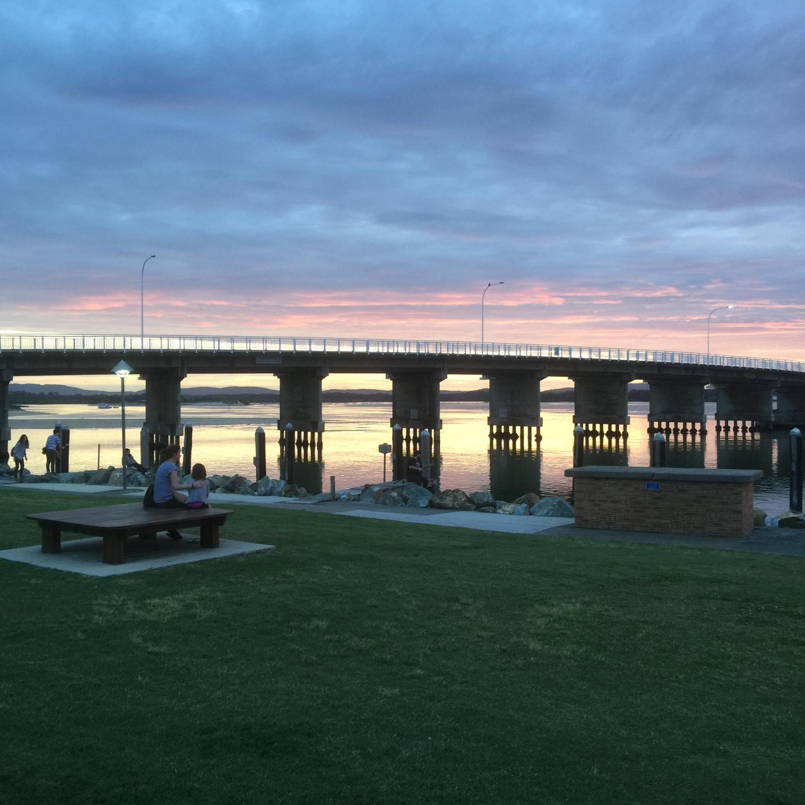 Forster Australia Bridge