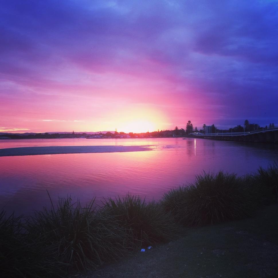 Forster Australia Sunset