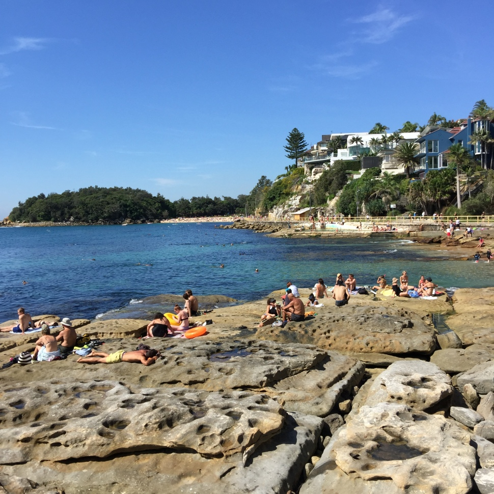 Cabbage Tree Bay near Manly