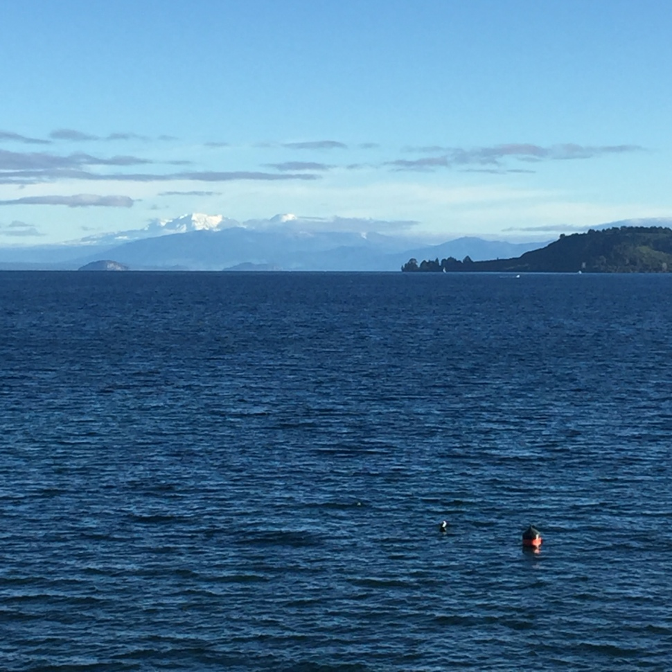 mount ngauruhoe lake taupo nz