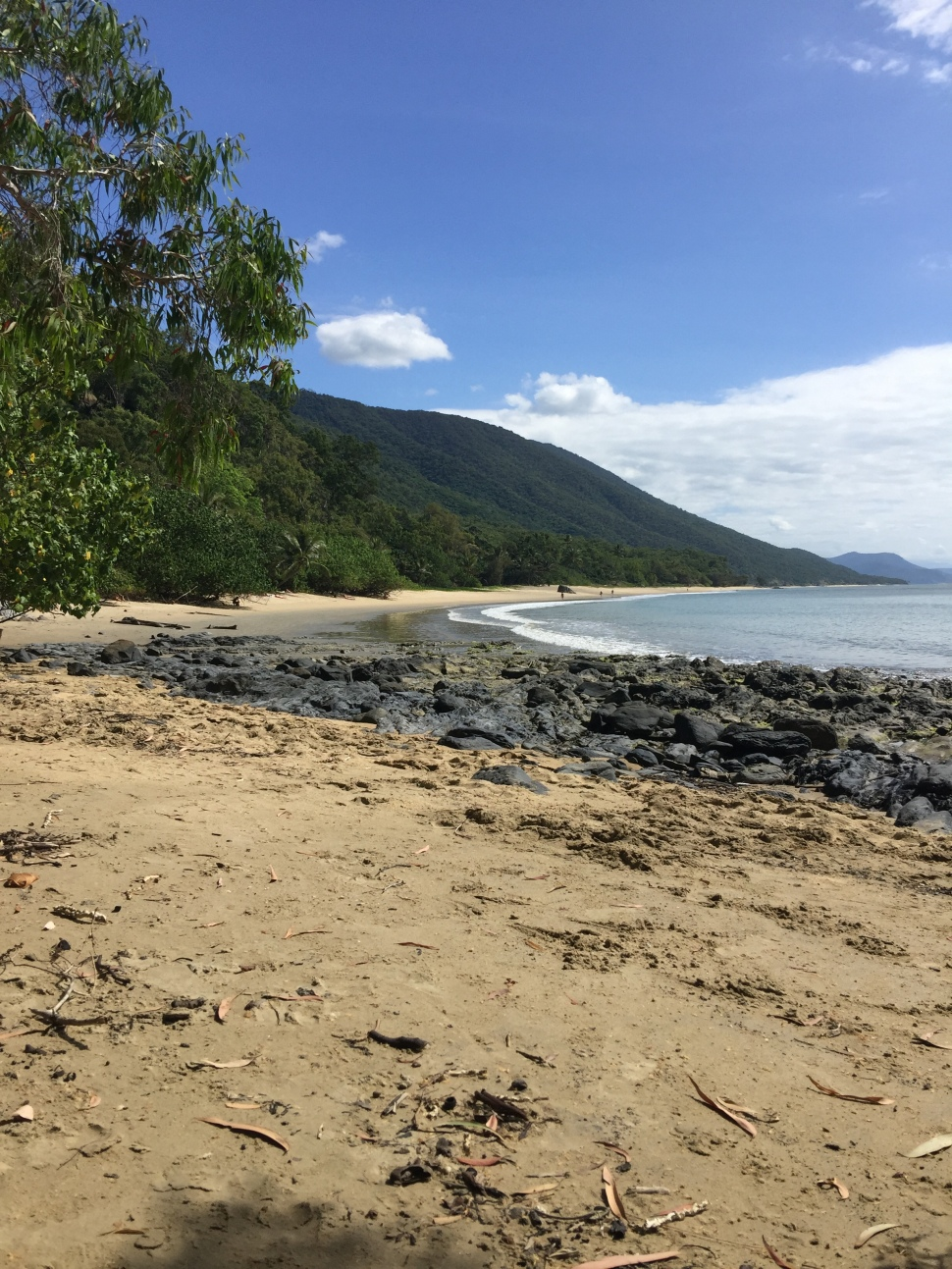Buchans Point Nude Beach Queensland Australia