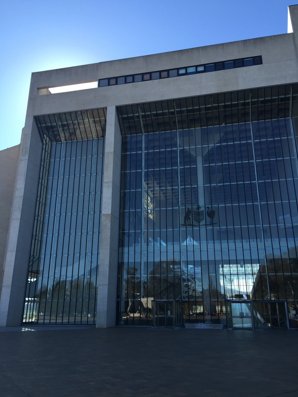 High Court of Australia in Canberra