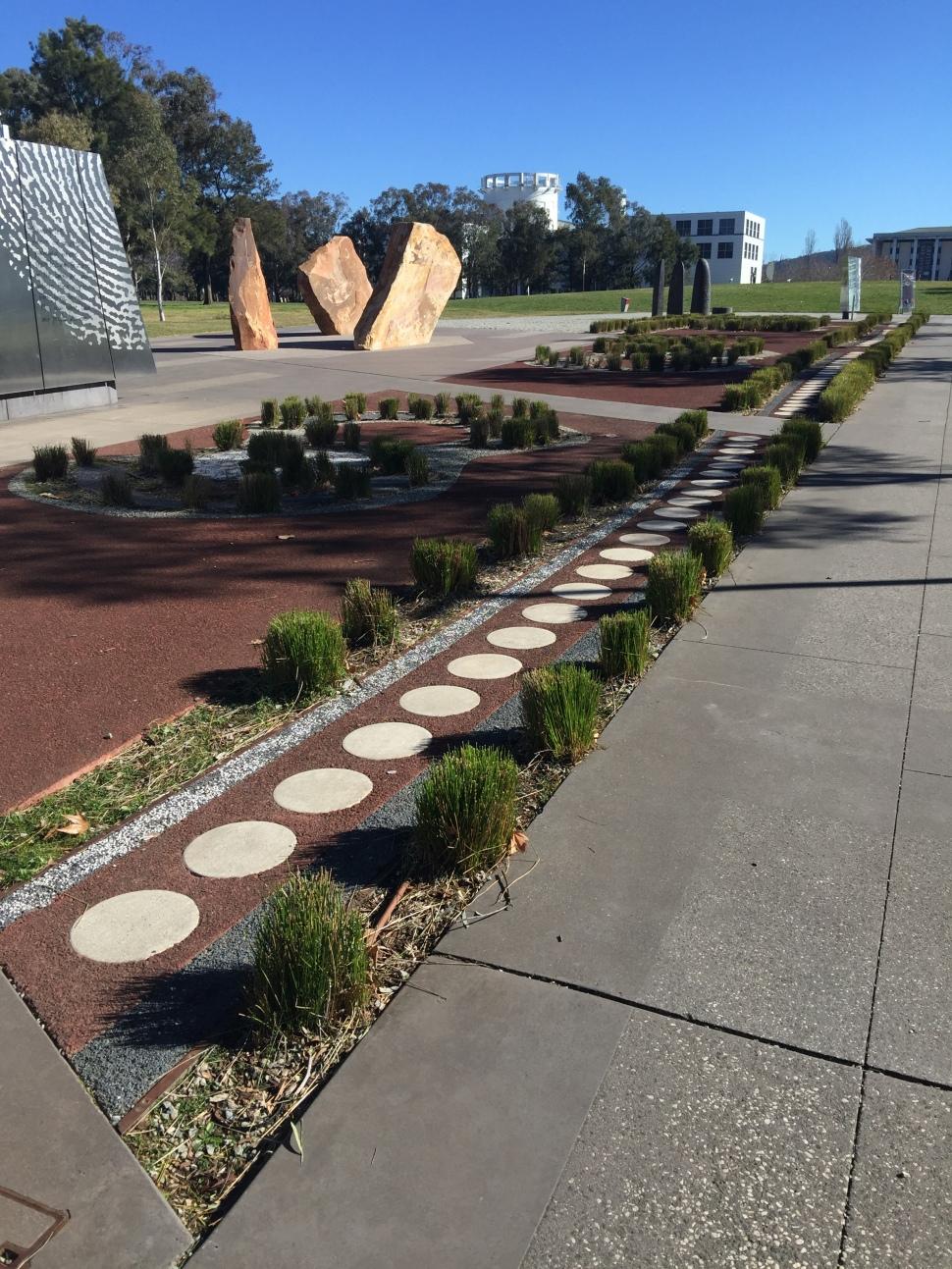 Gardens in Canberra