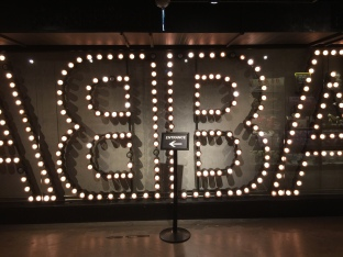 Ohhhhhh the ABBA drama!