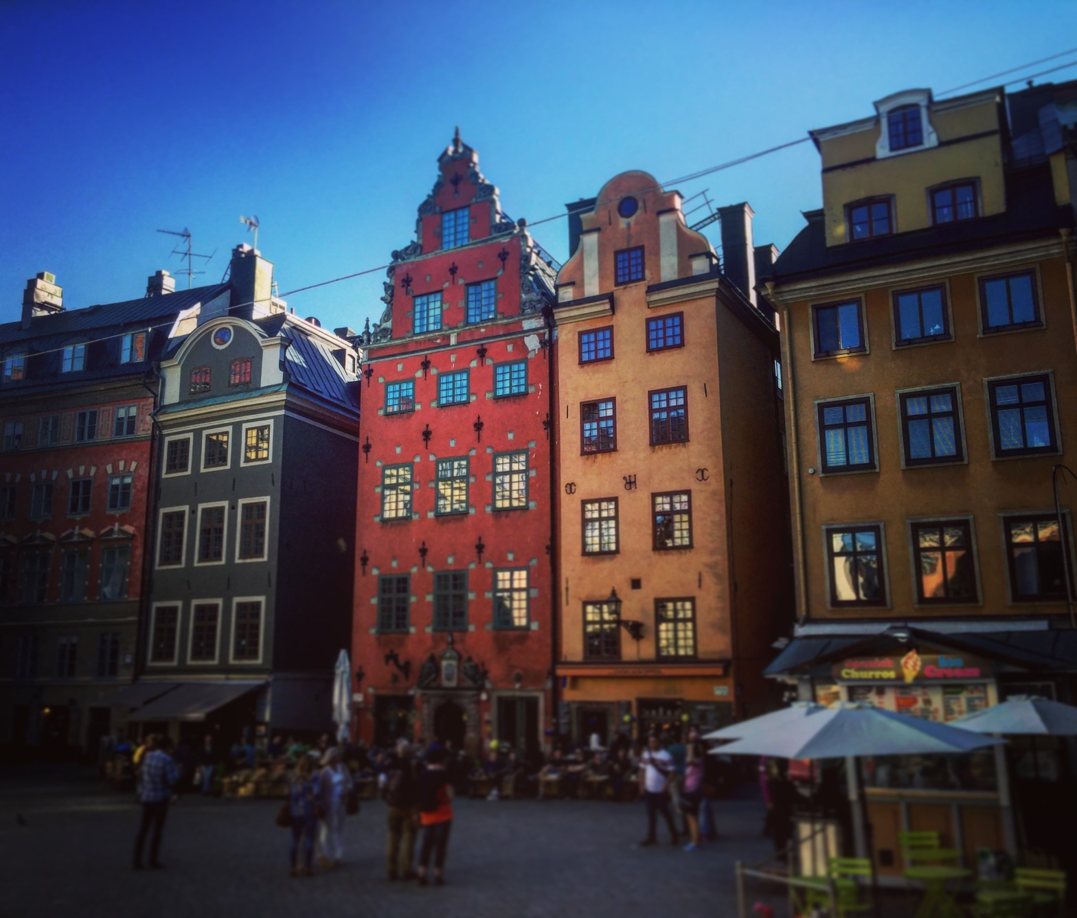 Stortorget in Stockholm Sweden Gamla Stan